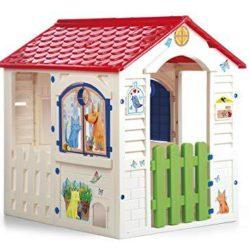 casitas infantiles con palets