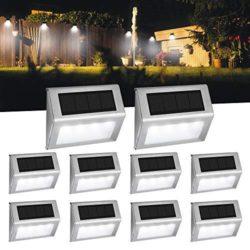 iluminaciones de jardín para pared