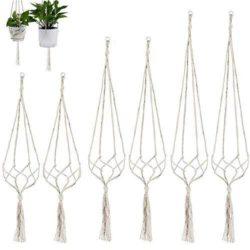 maceteros para decoración de jardín